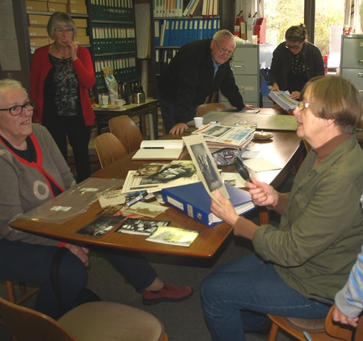 Livlig aktivitet på Arkivernes Dag, 14. november 2015
