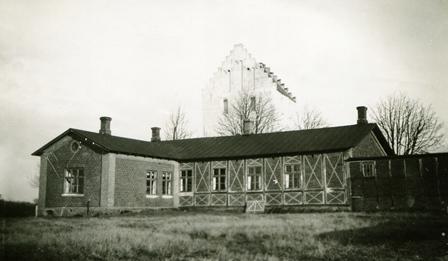 Taasinge gamle Forsamlinghus.