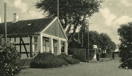 Tinghuset i Vindeby